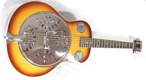 Resonator No Dobro Sunburst