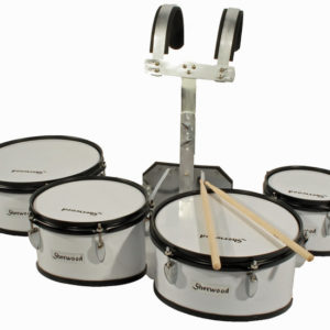 Marching Drum 4 Quad