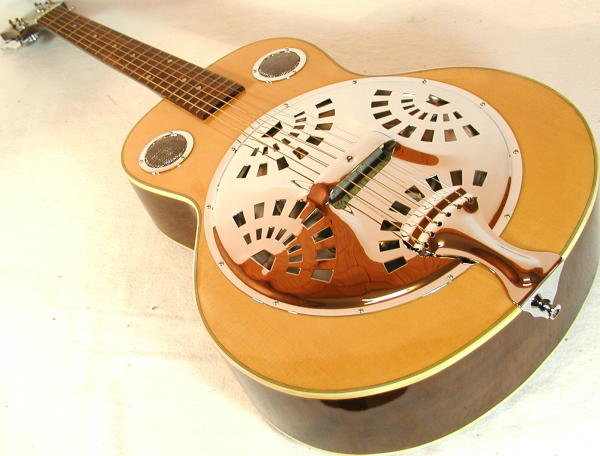 Resonator No Dobro Naturel